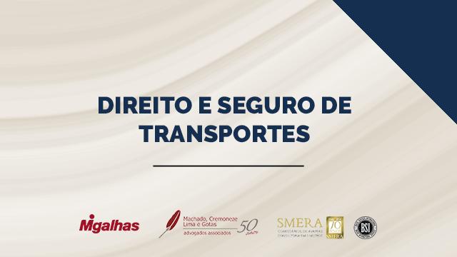 Direito e Seguro de Transportes