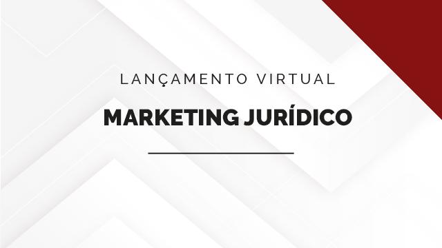 Lançamento e-book Marketing Jurídico