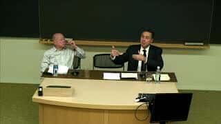 Ministro Barroso discursa em Harvard sobre papel das Supremas Cortes na democracia