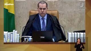 Toffoli homenageia 30 anos do ministro Marco Aurélio Mello no STF