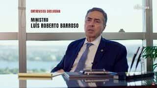 Entrevista exclusiva com o presidente do TSE, ministro Luís Roberto Barroso