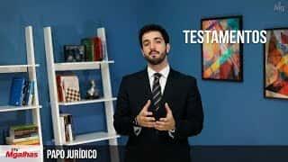Papo Jurídico - Testamentos