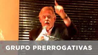 Grupo Prerrogativas - Confraternização e homenagens