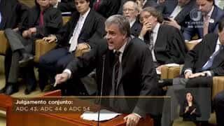 Prisão em 2ª instância - Sustentação completa - José Eduardo Cardozo