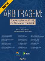 ebook Arbitragem: 5 anos da Lei nº 13.129 de 26 de maio de 2015