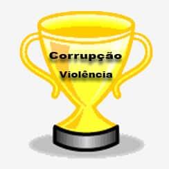 """Brasil e o troféu mundial da violência e corrupção: alguns indicadores """"preocupantes"""""""