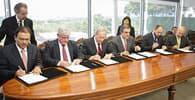 Judiciário e Executivo assinam acordo de combate à corrupção