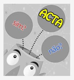 ACTA: ajuda ou ameaça?