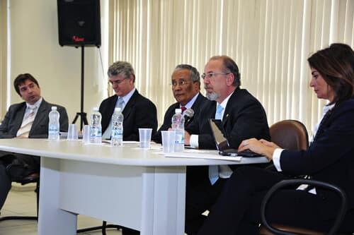 Presidente do TRT da 15ª região se reúne com mais de 50 juízes em Campinas/SP