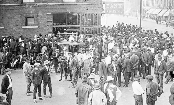 Cem anos dos sangrentos protestos de Chicago