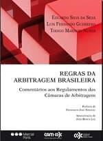 """Resultado do sorteio do livro """"Regras da Arbitragem Brasileira: Comentários aos Regulamentos das Câmaras de Arbitragem"""""""