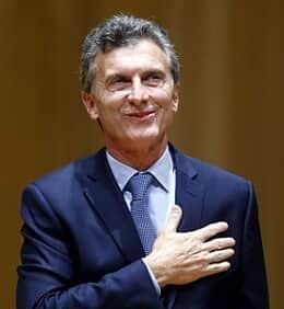 Macri é puro oxigênio para a América Latina