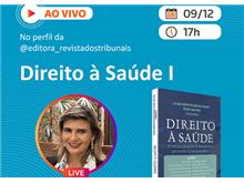 """Live de lançamento da obra """"Direito à Saúde"""""""