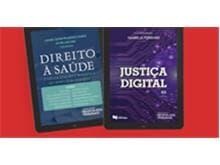 """Resultado do sorteio dos e-books """"Justiça Digital"""" e """"Direito à Saúde"""""""