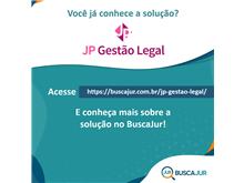 BuscaJur apresenta a JP Gestão Legal como uma das Soluções para o Mercado Jurídico