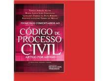 """Resultado do sorteio da obra """"Primeiros Comentários ao Código de Processo Civil"""""""