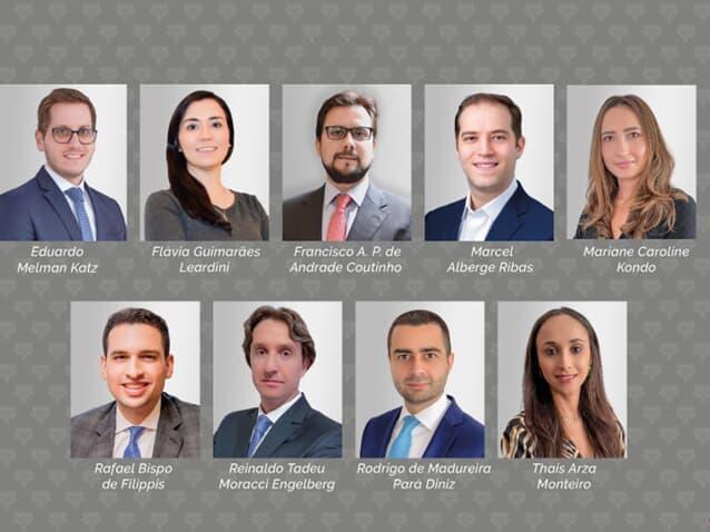 Mattos Filho anuncia a promoção de nove advogados a sócios