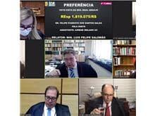 Ministro Raul Araújo cita articulista de Migalhas em julgamento no STJ