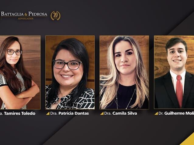 Battaglia & Pedrosa Advogados reforça equipe com quatro contratações