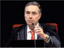 STF: Barroso julgará ação de Bolsonaro contra medidas restritivas