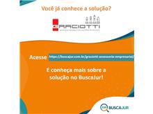 20' com BuscaJur entrevista a Graciotti Assessoria Empresarial