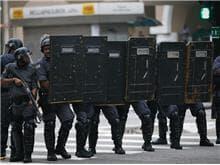 Estado é responsável por repórter ferido por PMs em protesto, fixa STF