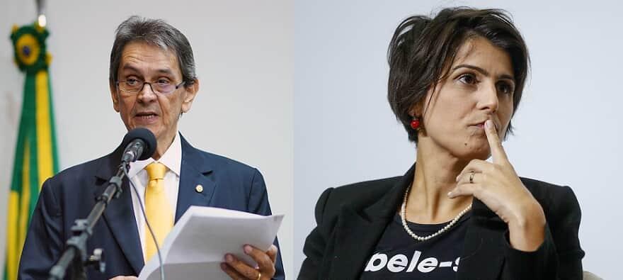 (Imagem: Pablo Valadares/Câmara dos Deputados e Pedro Ladeira/Folhapress)