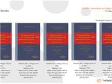 """Lançada a 3ª edição da coleção """"Comentários ao Código de Processo Civil"""""""