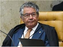 Marco Aurélio: Inconstitucional omissão do governo em medidas de saúde