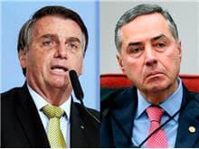 """Após Bolsonaro ofender Barroso, Fux pede """"respeito às instituições"""""""