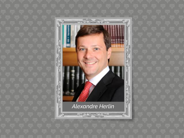 Alexandre Herlin é o novo sócio do Duarte Garcia, Serra Netto e Terra