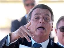 "Bolsonaro fala que ""fraude está no TSE"" e chama Barroso de ""imbecil"""