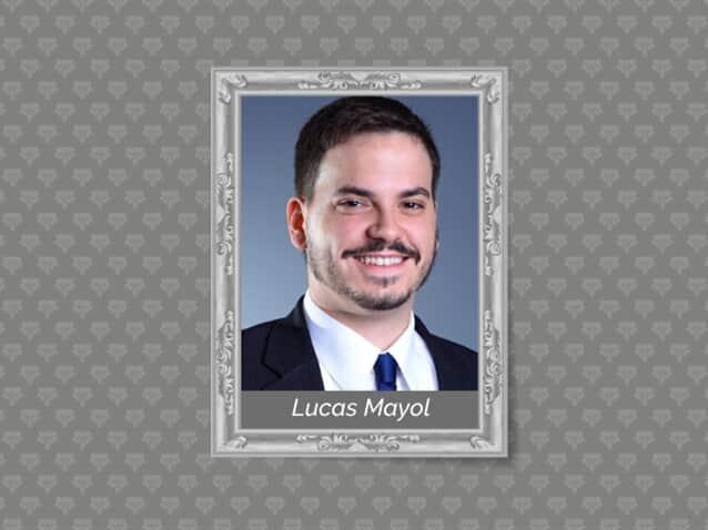Lucas Mayol é o mais novo sócio da Daniel Advogados