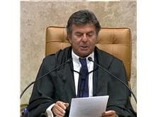 Fux cancela reunião entre três Poderes e faz duro discurso a Bolsonaro