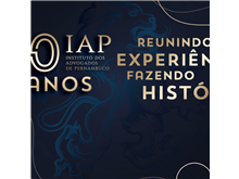 Instituto dos Advogados de Pernambuco celebra 170 anos