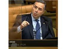 Barroso critica quem diz: sou a favor de mulheres na política, mas...