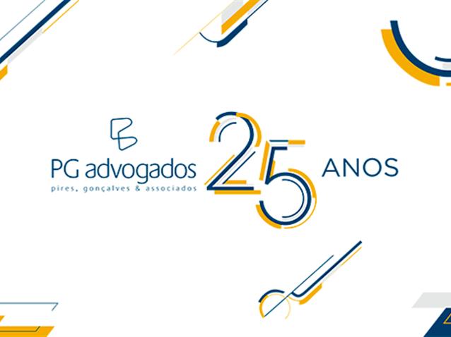 Pires & Gonçalves - Advogados Associados completa 25 anos