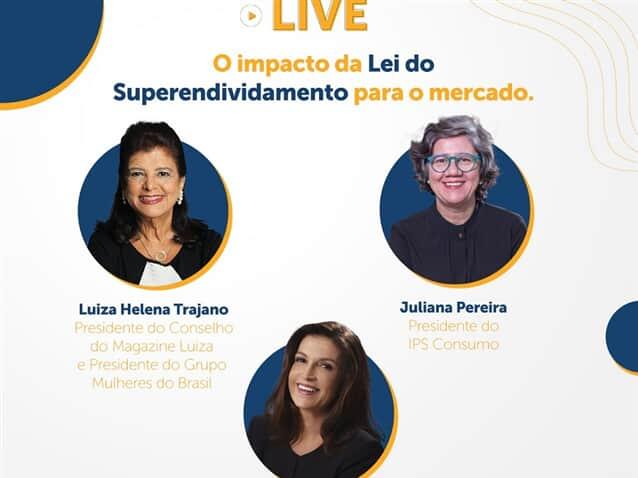 Pires & Gonçalves realiza live sobre Lei do Superendividamento