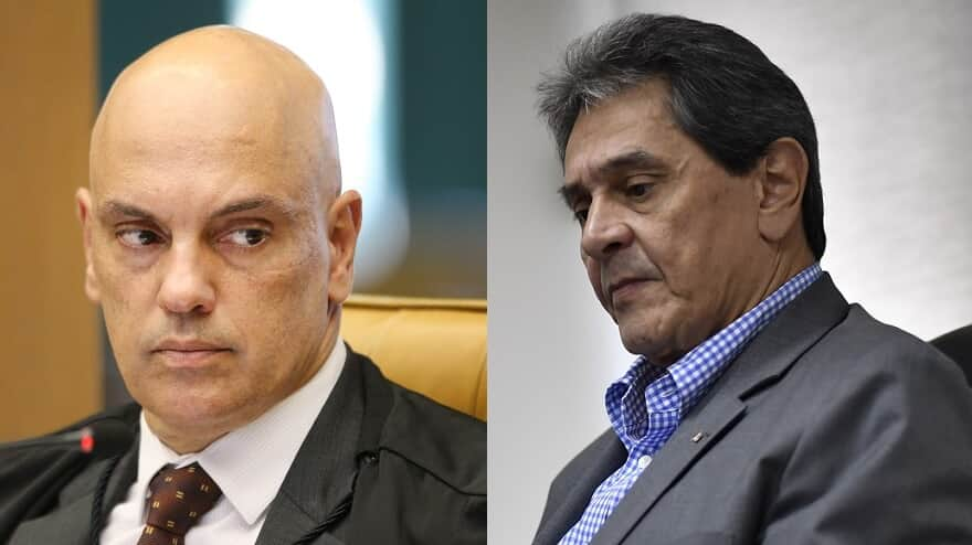 Alexandre de Moraes nega domiciliar a Roberto Jefferson - Migalhas