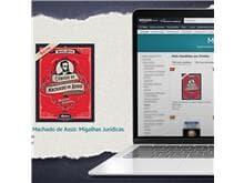 #1 na Amazon: Código de Machado de Assis é o livro mais vendido