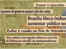 7 de setembro: manifestações políticas são comuns desde 1988