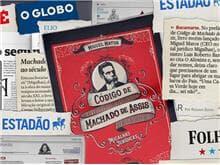 Obra com lado jurídico de Machado de Assis repercute na imprensa