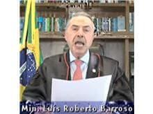 """Barroso sobre Bolsonaro: """"Falta de compostura nos envergonha no mundo"""""""