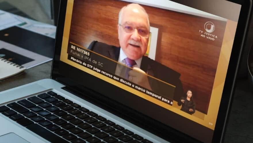 (Imagem: Edson Fachin / IAB - Instituto dos Advogados Brasileiros)