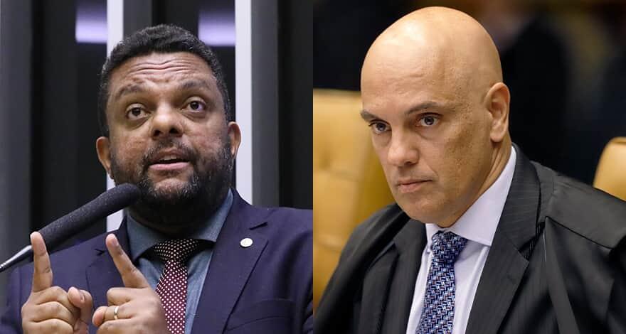 (Imagem: Montagem Migalhas: Imagens: Cleia Viana/Câmara dos Deputados | Rosinei Coutinho/STF)