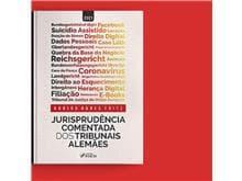 """Resultado do sorteio da obra """"Jurisprudência Comentada dos Tribunais Alemães"""""""