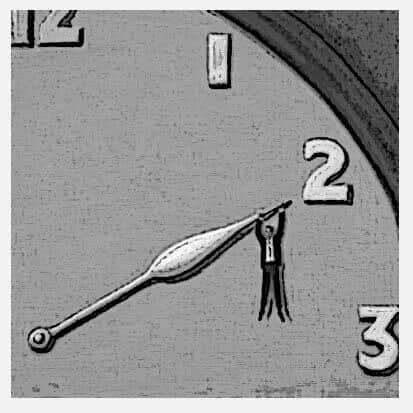 Sem tempo para ser feliz