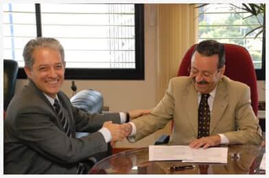 TJ/RS e Escola da Magistratura firmam convênio
