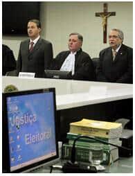 Roberto Lins assume presidência do TRE/PE