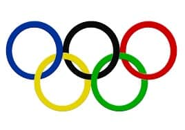 O encerramento da olimpíada